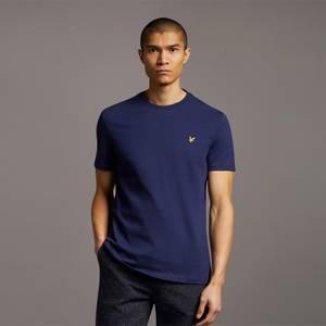 Plain T-Shirt - Navy