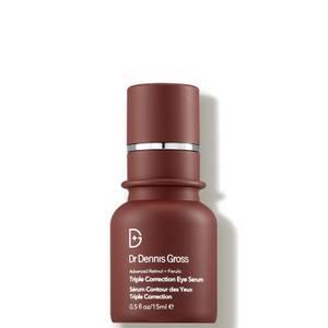 Dr Dennis Gross Advanced Retinol + Ferulic Triple Correction Eye Serum