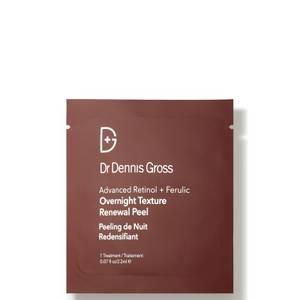 Dr Dennis Gross Advanced Retinol + Ferulic Overnight Texture Renewal Peel