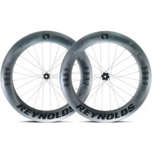 Reynolds AR 80 Carbon Tubeless Disc Brake Road Wheelset