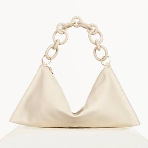 Cult Gaia Women's Hera Ring Mini Shoulder Bag - Off White