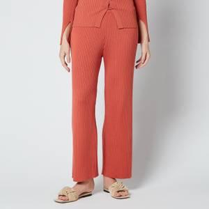 Cult Gaia Women's Jada Knit Pant - Jasper