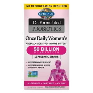 Garden of Life Microbiome Once Daily Women's - 30 Capsules Subscription