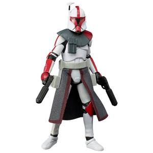 Hasbro Star Wars The Vintage Collection ARC Trooper Captain Action Figure