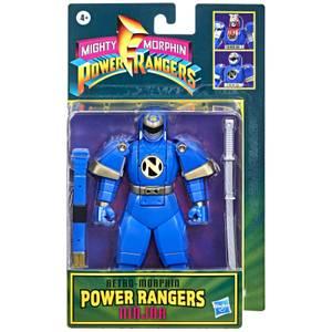 Figurine de Collection Ninjor Fliphead - Hasbro Power Rangers Retro Mighty Morphin