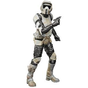 Figurine de Collection Hasbro Star Wars The Black Series Carbonized Collection Scout Trooper 6 pouces