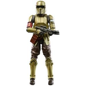 Figurine de Collection Hasbro Star Wars The Black Series Carbonized Collection Shoretrooper 6 pouces