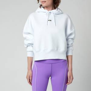 MSGM Active Women's Hoodie - Optical White