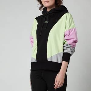 MSGM ActiveWomen's Colourblock Sweatshirt - Black