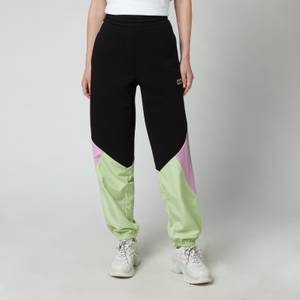 MSGM ActiveWomen's Colourblock Sweatpants - Black
