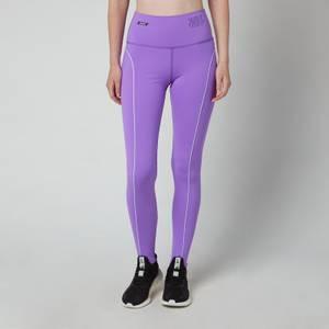 MSGM ActiveWomen's Leggings - Purple