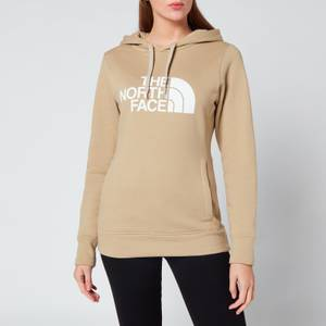 The North Face Women's Half Dome Pullover Hoodie - Beige