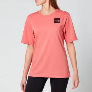 The North Face Women's Bf Fine T-Shirt - Peach