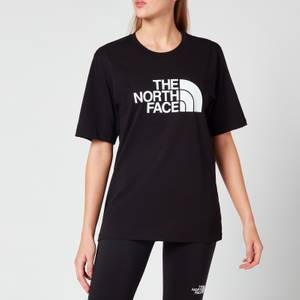 The North Face Women's Bf Easy T-Shirt - Black