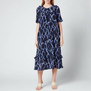 Baum Und Pferdgarten Women's Ailing Dress - Blue Rope