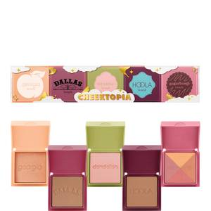 benefit Cheektopia Blushers and Matte Bronzer Minis Gift Set