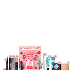 benefit The More The Merrier 12 Day Beauty Advent Calendar
