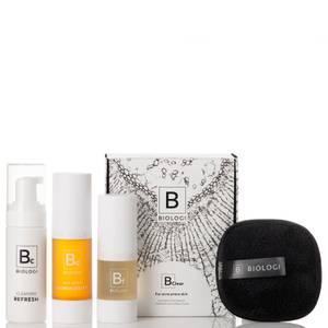 Biologi B Clear Skin Concern Bundle for Acne Prone Skin