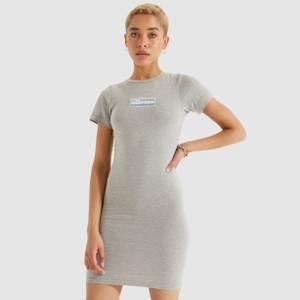 Sanara Dress Grey Marl