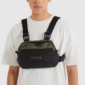 Theoni Chest Bag Black