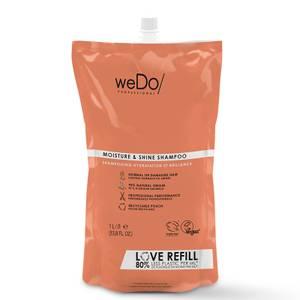 weDo/ Professional Moisture and Shine Shampoo Pouch 1000ml