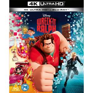 Wreck-it Ralph - Zavvi Exclusive 4K Ultra HD Collection #12