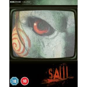 Saw - Steelbook 4K Ultra HD (Blu-ray inclus)