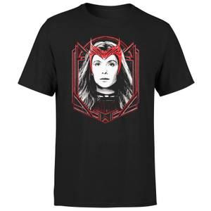 PIAB EXC Marvel Wandavision The Scarlet Witch Men's T-Shirt - Black