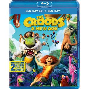 The Croods: A New Age - 3D