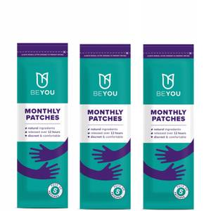 BeYou Monthly Patch (15 Pack)