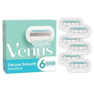 Venus Deluxe Smooth Sensitive Blades