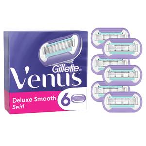 Venus Deluxe Smooth Swirl Blades