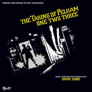 The Taking Of Pelham One Two Three (Original MGM Motion Picture Soundtrack) 180g LP