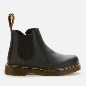 Dr Martens Toddlers 2976 Softy T Chelsea Boot - Black Softy T Toddlers