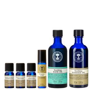 Aromatherapy Rituals De-Stress