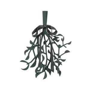Broste Copenhagen Mistletoe Decoration - Green