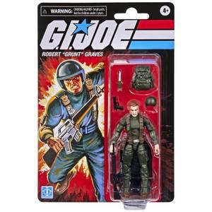 "Hasbro G.I. Joe Retro Collection Robert ""Grunt"" Graves Action Figure"