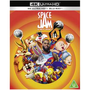 Space Jam: A New Legacy - 4K Ultra HD