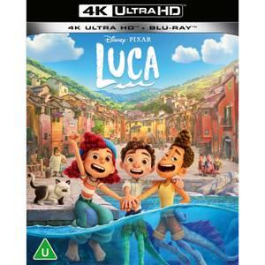 Luca - 4K Ultra HD (Includes Blu-ray)