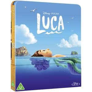 Luca - Steelbook Blu-ray en Exclusivité Zavvi