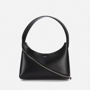 Coperni Women's Zip Baguette Bag - Black