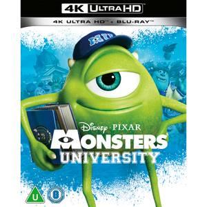 Monsters University - Zavvi Exclusive 4K Ultra HD Collection #14