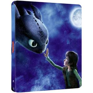 How to Train Your Dragon -  4K Ultra HD Steelbook (Includes Blu-ray)