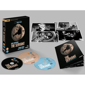 The Servant (Vintage Classics) - 4K Ultra HD Collector's Edition