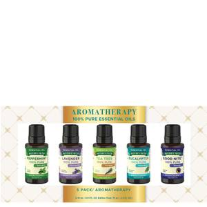 Aromatherapy Gift Pack - 15ml Essential Oils