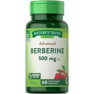 Berberine 500mg - 60 Capsules