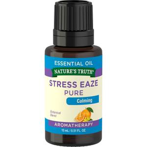 Stress Ease Pure Essential Oil - 15ml