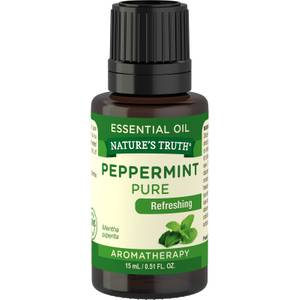Pure Peppermint Essential Oil - 15ml