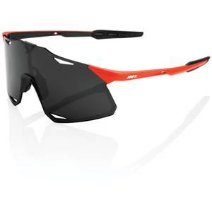100% Hypercraft Sunglasses - Matt Oxfire/Smoke