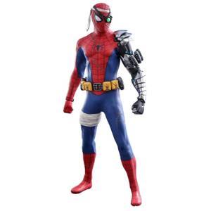 Hot Toys Spider-Man Videogame Masterpiece Action Figure 1/6 Cyborg Spider-Man Suit 2021 Toy Fair Exclusive